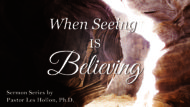 When Seeing is Believing