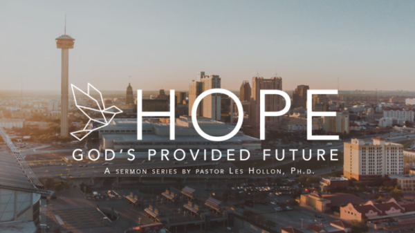 HOPE - God's Provided Future