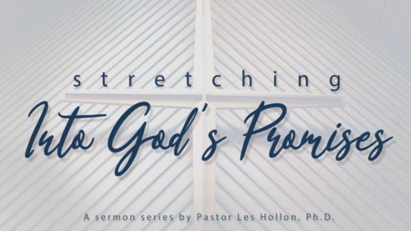 Stretching Into God's Promises
